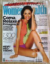 BRAZIL WOMEN'S HEALTH Magazine Cover ANDRESSA JUNQUEIRA SEPTEMBER 2013 VG
