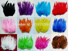 Fluffy Rooster Feathers For Wedding Millinery Card Art Craft/ Wedding