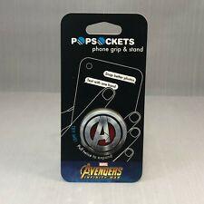 PopSockets Universal Phone Grip, Stand & Holder - Marvel