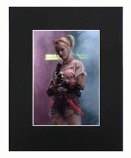 Harley Quinn Birds of Prey Movie Art Print Picture Poster size with Matted 8x10