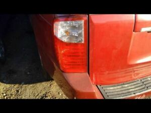 "Driver Tail Light LWB 118.9"" Opt K13D Red Lens Lower Fits 06-10 SEDONA 132175"