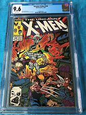Uncanny X-Men #238 - Marvel - CGC 9.6 NM+ - Claremont - Wolverine