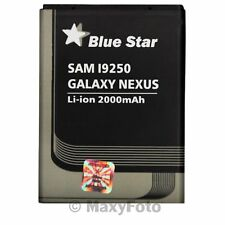 BATTERIA ORIGINALE BLUE STAR 2000mAh PILA LITIO PER SAMSUNG GALAXY NEXUS I9250
