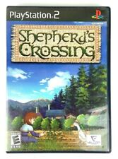 Shepherd's Crossing PS2 Complete Game Disc Case & Manual