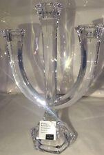 Villeroy & Boch candelabra candeliere 3 bracci in cristallo