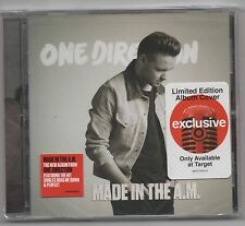 One Direction Made in the A.M. Limited Edition CD Target Exclusive Liam Payne