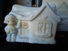 Precious Moments Sugar Town Sams House Ornament Christmas Collectable