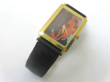 ANDY WARHOL BY ZITURA WATCH LIMITED EDITION ARMBANDUHR 18k Gold