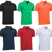 *BRAND NEW* Under Armour Junior Performance Golf Polo Shirt / ALL SIZES