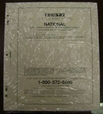 SCOTT National 2013 US Stamp album supplement # 81 NEW Unopened item 100S013