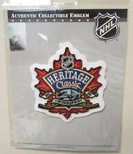 2016 NHL HERITAGE CLASSIC EDMONTON OILERS HOCKEY JERSEY PATCH EMBLEM