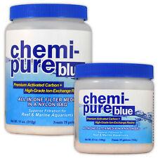 Chemi-Pure Blue Activated Carbon Filter Media Reef Marine Aquarium Fish Tank
