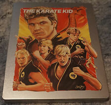 The Karate Kid Blu-ray Steelbook