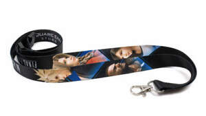 Final Fantasy 7 VII Remake Limited Edition Lanyard from Square Enix