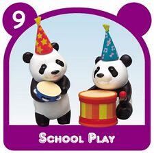 Re-Ment Doll Mini Panda Kindergarten #9  School Play Blythe Barbie