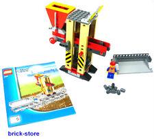 Lego ® ferrocarril (3677) escombros/piedras verladestation 7938,7939,7897,7898,10219