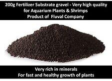200g Fluval Aquarium Plants Fertilizer Substrate Shrimps grow gravel fertilizer