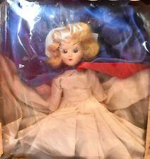 """Vintage 1950's Marcie Nurse Doll 7"""" NRFB"""