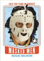 2009-10 (HKY) ITG 1972 The Year In Hockey Masked Men #MM03 Rogie Vachon