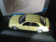 Mercedes AMG C36   W202  C CLASS  1/43 Minichamps SUPER RARE