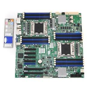 Supermicro X9DAX-7F-HFT Dual LGA2011 Intel C602/DDR3 EE-ATX Server Motherboard