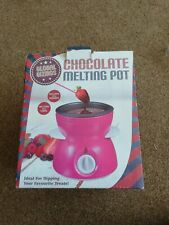 Chocolate Melting Pot with Accessories