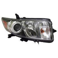 Right Headlight Assembly For 2011-2015 Scion xB 2012 2013 2014 TYC 20-9667-00-1