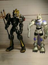 Vintage 2002? Bandai ?Power Rangers action figures w accessories.RARE. VGC?
