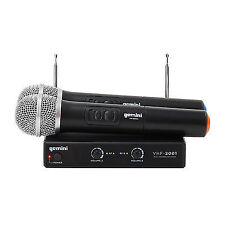 Gemini Vhf-02m Dual Channel VHF Wireless System