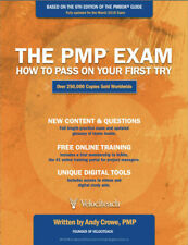 The PMP Exam : How to Pass on Your First Try, Sixth Edition: 6th Edition by Andy