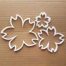 Cherry Blossom Sakura Flower Shape Cookie Cutter Plant Biscuit Fondant Sharp