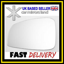 Left heated convex mirror glass Renault Megane Mk2 2003-2008 28LSH