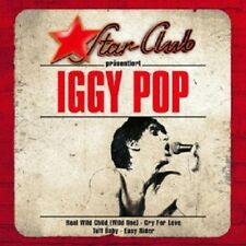 IGGY POP - STAR CLUB PRÄSENTIERT I.P.  CD  15 TRACKS ROCK & POP BEST OF  NEU