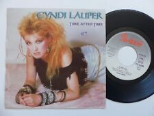 CYNDI LAUPER Time after time  A4290  RRR