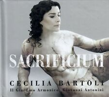 CECILIA BARTOLI : SACRIFICIUM / 2 CD-SET IM DIGIBOOK (DELUXE LIMITED EDITION)