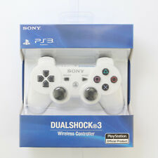 PS3 Controller PlayStation 3 DualShock 3 Wireless SixAxis Controller, Weiß