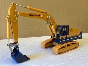 1/43 scale Tomica Dandy Komatsu pc200 excavator bagger hard to find DK-001.