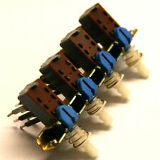 Alps Push button Switch 4 section