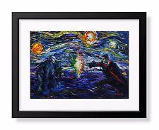 Harry Potter Always Poster Van Gogh Starry Night Wall Decor Art Print A031