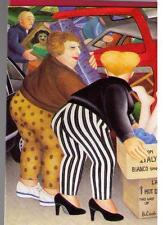 "BERYL Cook ~ ""Boot vente 11"" – 89 ~ Grand Monté Imprimé ="