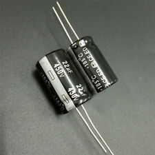 10pcs 22uF 450V 16x26mm Panasonic ED 450V22uF High Quality Capacitor