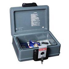 Safes Fireproof Waterproof Security Media Safe Home Money Jewelry Key Lock Box