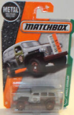 Brand New Matchbox Die Cast Jungle Crawler marked Swamp Tramps