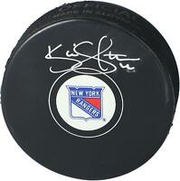 Kevin Shattenkirk New York Rangers Autographed Hockey Puck