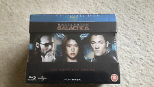 Battlestar Galactica Complete Series Blu-Ray Box Set