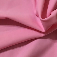 Nylon 80% spandex 20% Knit jersey 4 ways stretch Swimwear Fabric Bubble Gum pink