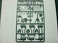 Conquest Games 28mm Medieval Knights x 1 (command sprue) New Plastic FREE P&P