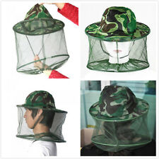Hat Mosquito Bug Beekeepers Insect Repellent Mesh Net Head Face Protector