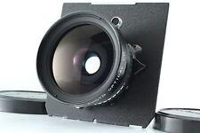 【N MINT】 Fujifilm Fujinon SWD 75mm F/5.6 Large Format Copal 0 from Japan #1485