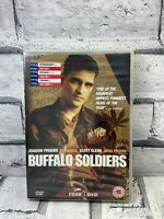 Buffalo Soldiers  Film DVD 2001 Joaquin Phoenix Brand New and Sealed